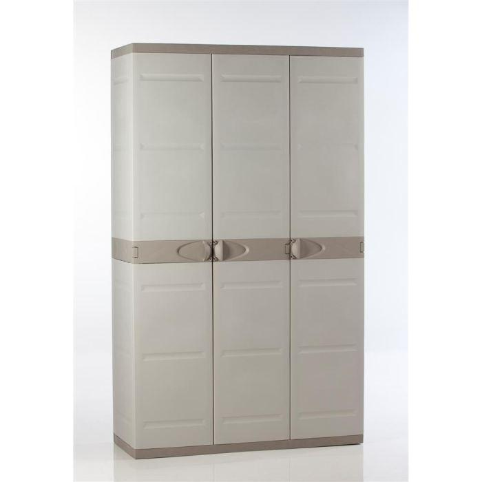 plastiken plastiken armoire de rangement xxl en r sine 286714. Black Bedroom Furniture Sets. Home Design Ideas