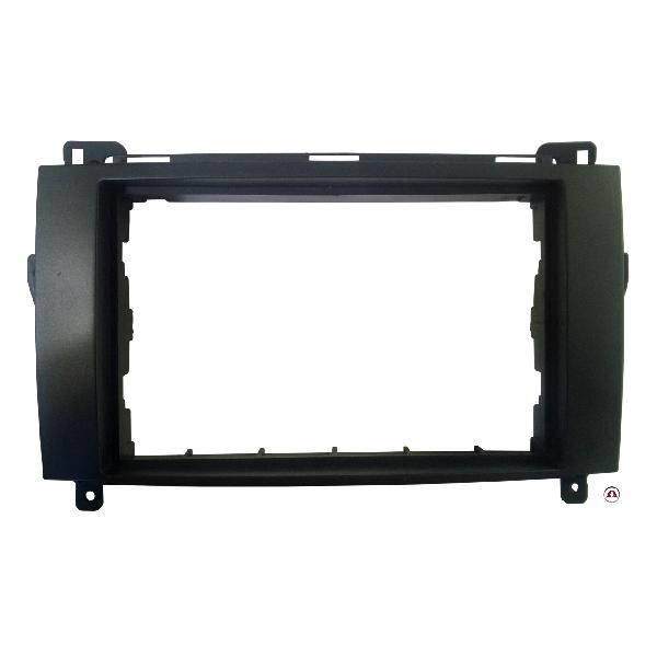 Facade autoradio 2DIN Mercedes Viano chassis 233210 ap06 - RAF3404D [Voiture : Mercedes > Classe A >