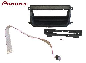 Facade autoradio BMW Pioneer - CA-HE-BMW.001 - Kit Integration accessoires BMW Serie 1/Serie 3