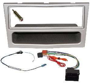 Autoradio facade et supports opel adnauto kit astra h for Astra h tablet install