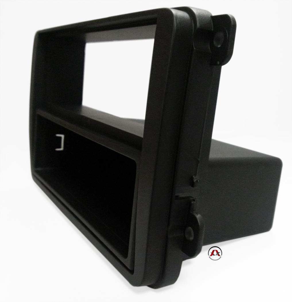 autoradio facade et supports vw adnautomid 1din vw golf 5 ap03. Black Bedroom Furniture Sets. Home Design Ideas