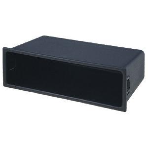 Facade Universelle ADNAuto - Facade Autoradio Reducteur 2 Din en 1 Din Vide Poche  - 188x60x102mm - ADN-FA