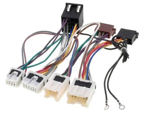 adnautomid faisceau adaptateur parrot pour nissan cable mute 33204. Black Bedroom Furniture Sets. Home Design Ideas