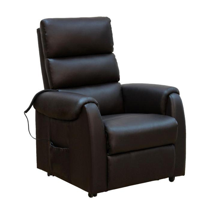 aucune climb fauteuil relax releveur electrique 264373. Black Bedroom Furniture Sets. Home Design Ideas