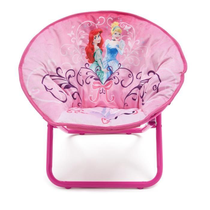 delta children disney princesses chaise lune 242355. Black Bedroom Furniture Sets. Home Design Ideas