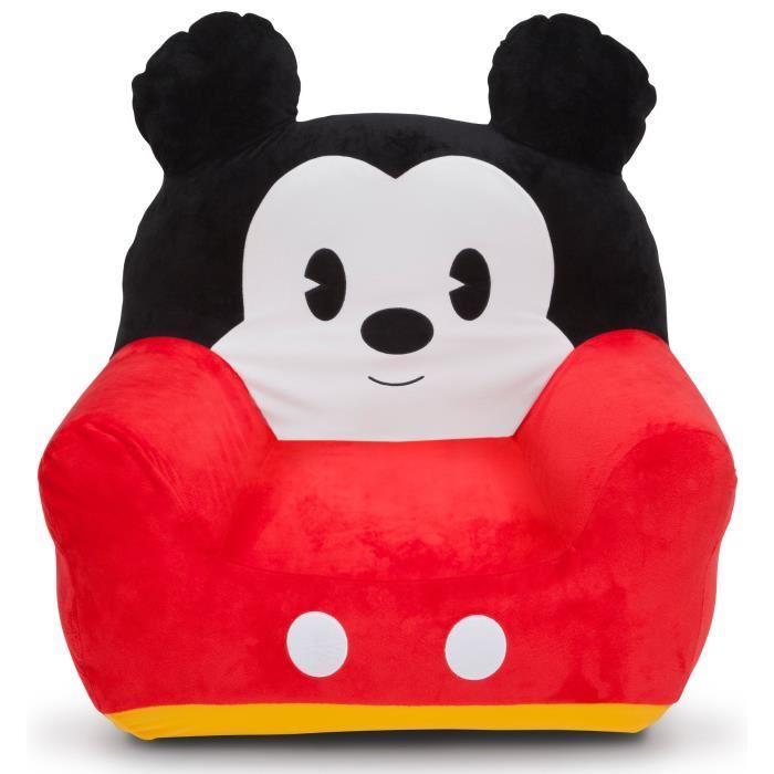 delta children mickey fauteuil enfant gonflable 302063. Black Bedroom Furniture Sets. Home Design Ideas