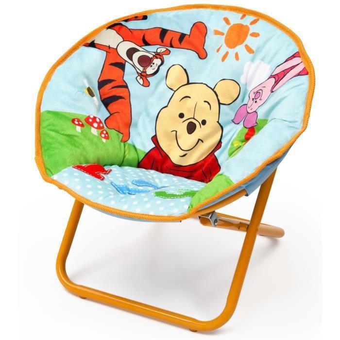 delta children winnie l ourson chaise lune 242360