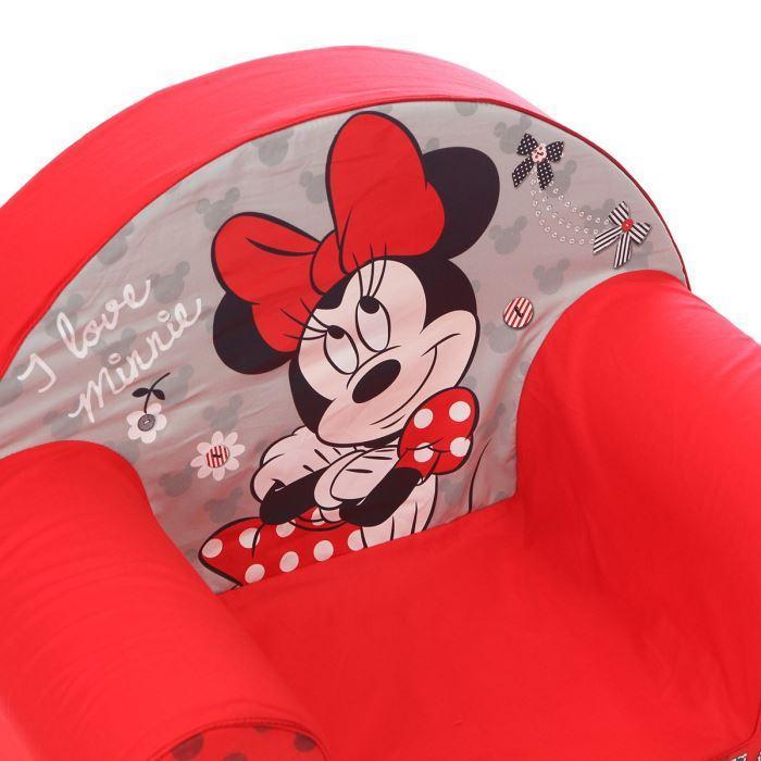 Nicotoy disney fauteuil club minnie 293552 - Fauteuil club minnie de disney ...