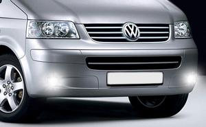 Feux diurnes - DRL ADNAuto - 2 Feux Diurnes a LED pour VW T5 03-09 - Fonction feux de position - AuCo