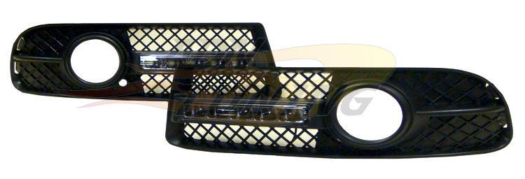 adnautomid 2 feux diurnes a led pour audi a4 8e b7 05 08 auco 140453. Black Bedroom Furniture Sets. Home Design Ideas