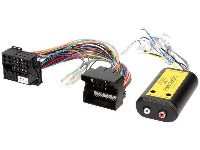 adaptateur ajout ampli sur systeme origine fakra 2 canaux et remote bmw ford mercedes seat. Black Bedroom Furniture Sets. Home Design Ideas
