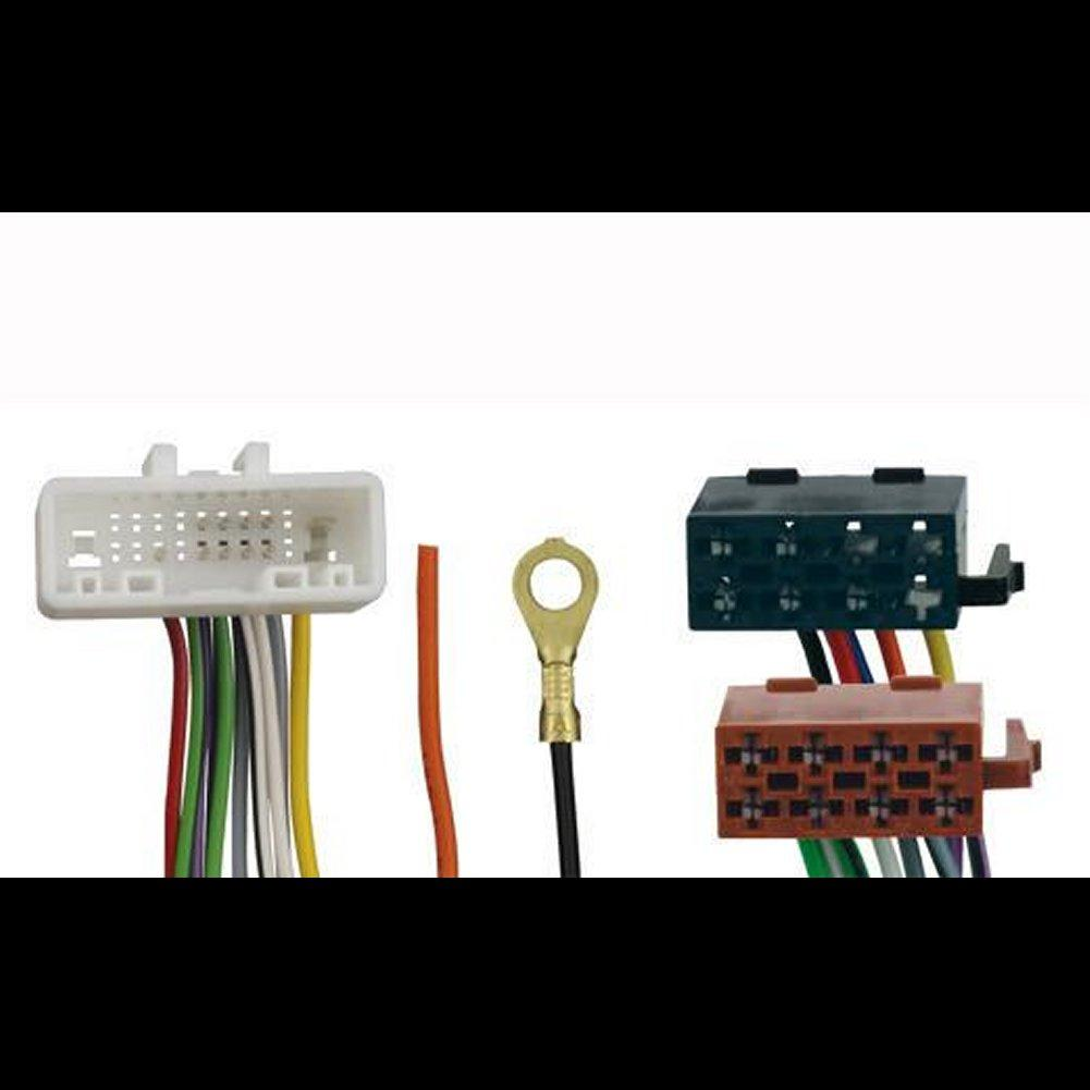 adaptateur iso autoradio ai47 nissan ap07 opel vivaro renault trafic 402952. Black Bedroom Furniture Sets. Home Design Ideas