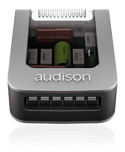 av cx 2w mb filtre pour haut parleurs 2 voies tweeter woofer 350204. Black Bedroom Furniture Sets. Home Design Ideas