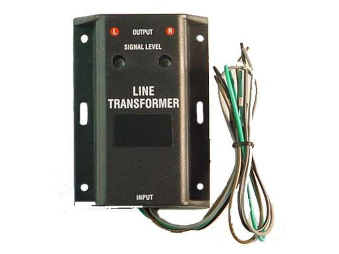 filtres audio mid convertisseur line o