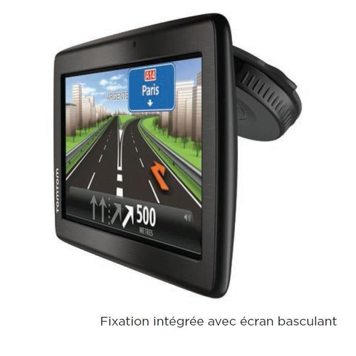 tomtom via 135 m gps 5 45 pays cartes gratuites a vie. Black Bedroom Furniture Sets. Home Design Ideas