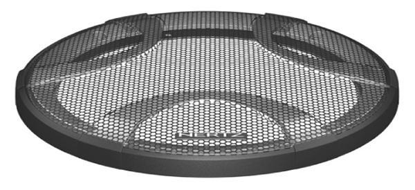hertz eg 100 4 grille haut parleurs 100mm 348698. Black Bedroom Furniture Sets. Home Design Ideas