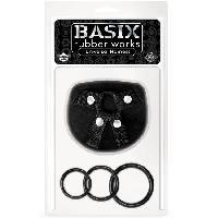 Harnais BDSM LRDP - Harnais universel Basix XL-XXL