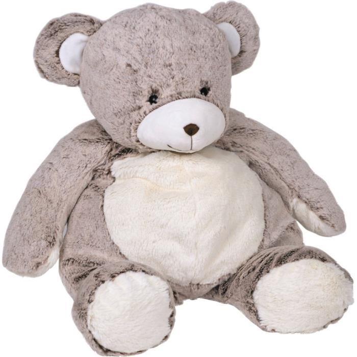 babynat range pyjama ourson les flocons mixte 244041. Black Bedroom Furniture Sets. Home Design Ideas