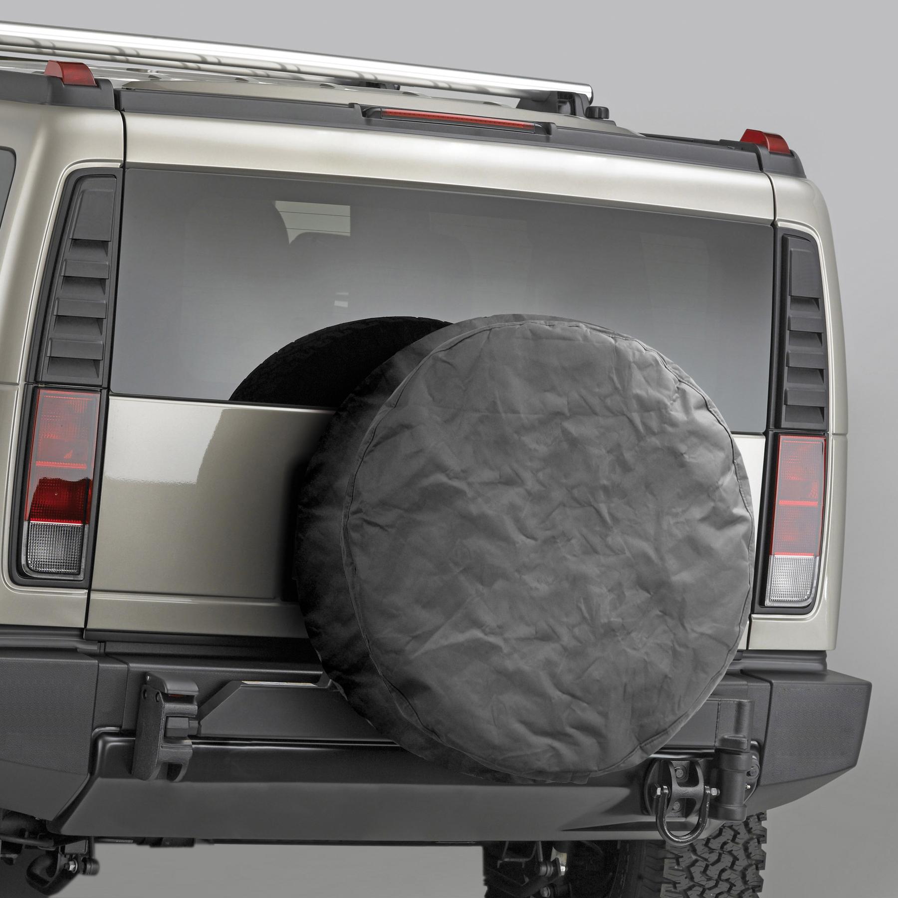 Housses de protection adnauto housse pour roue de for Housse roue de secours