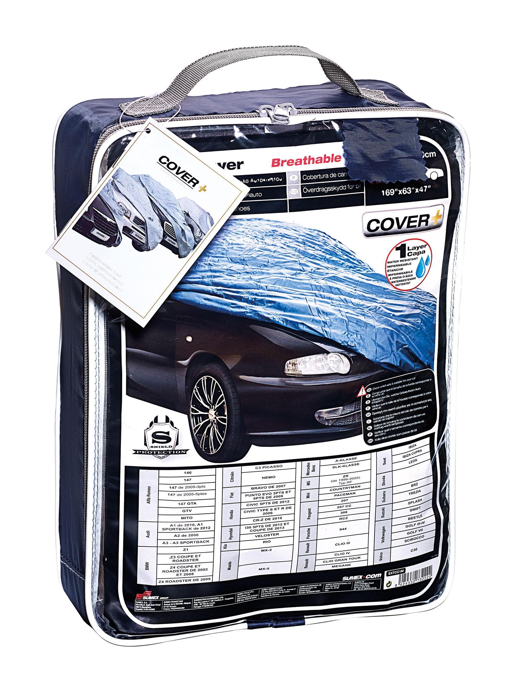 Housses de protection adnautomid housse de voiture ta for Housse protection voiture