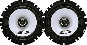 HP Alpine Alpine - SXE-1725S - 2 Haut-Parleurs Coaxiaux Specifiques 2 voies - 16.5cm - 220W Max - Serie Custom Fit - PROMO ALPINE
