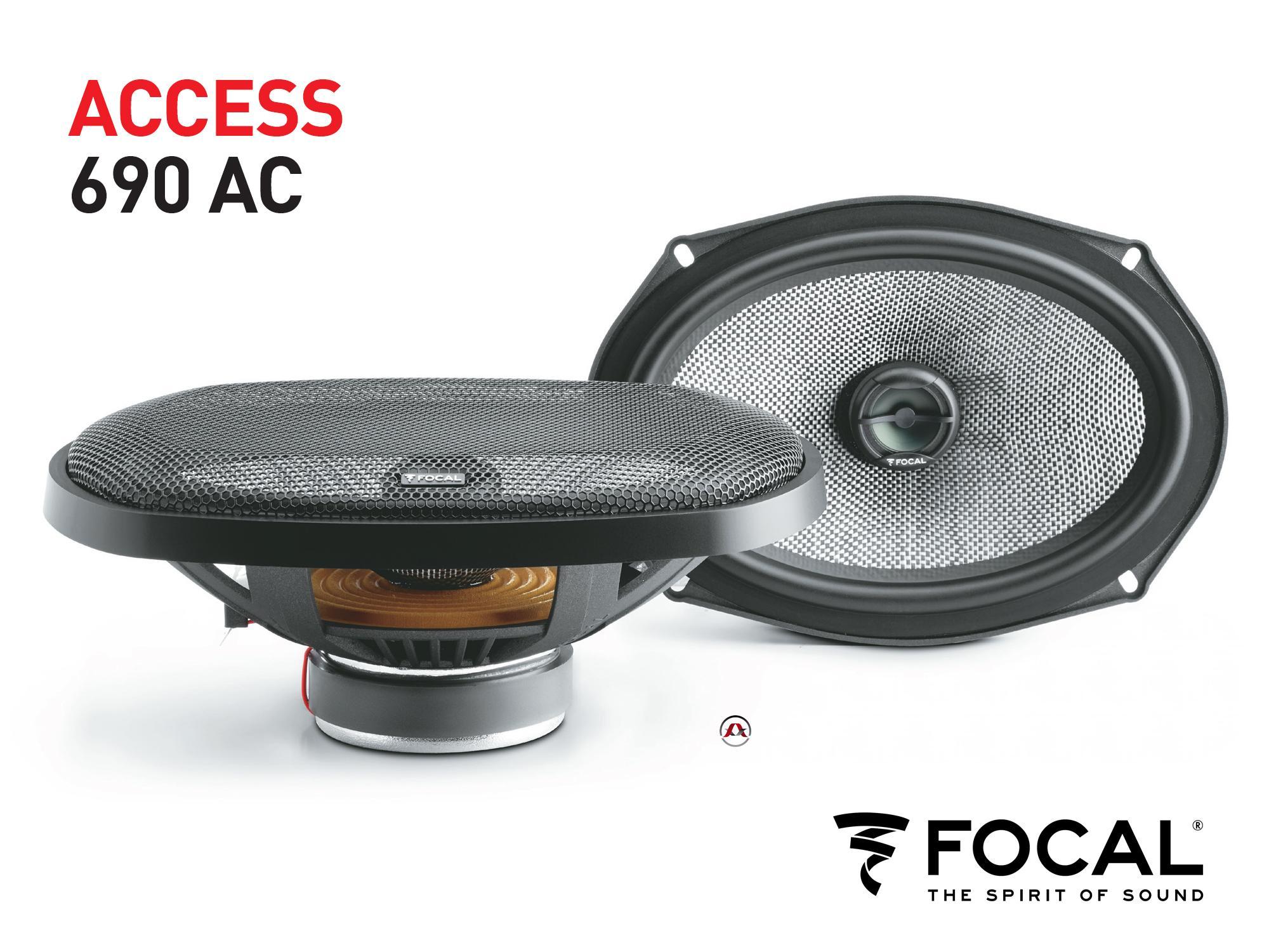 hp focal focal access 690 ac 6x9p. Black Bedroom Furniture Sets. Home Design Ideas