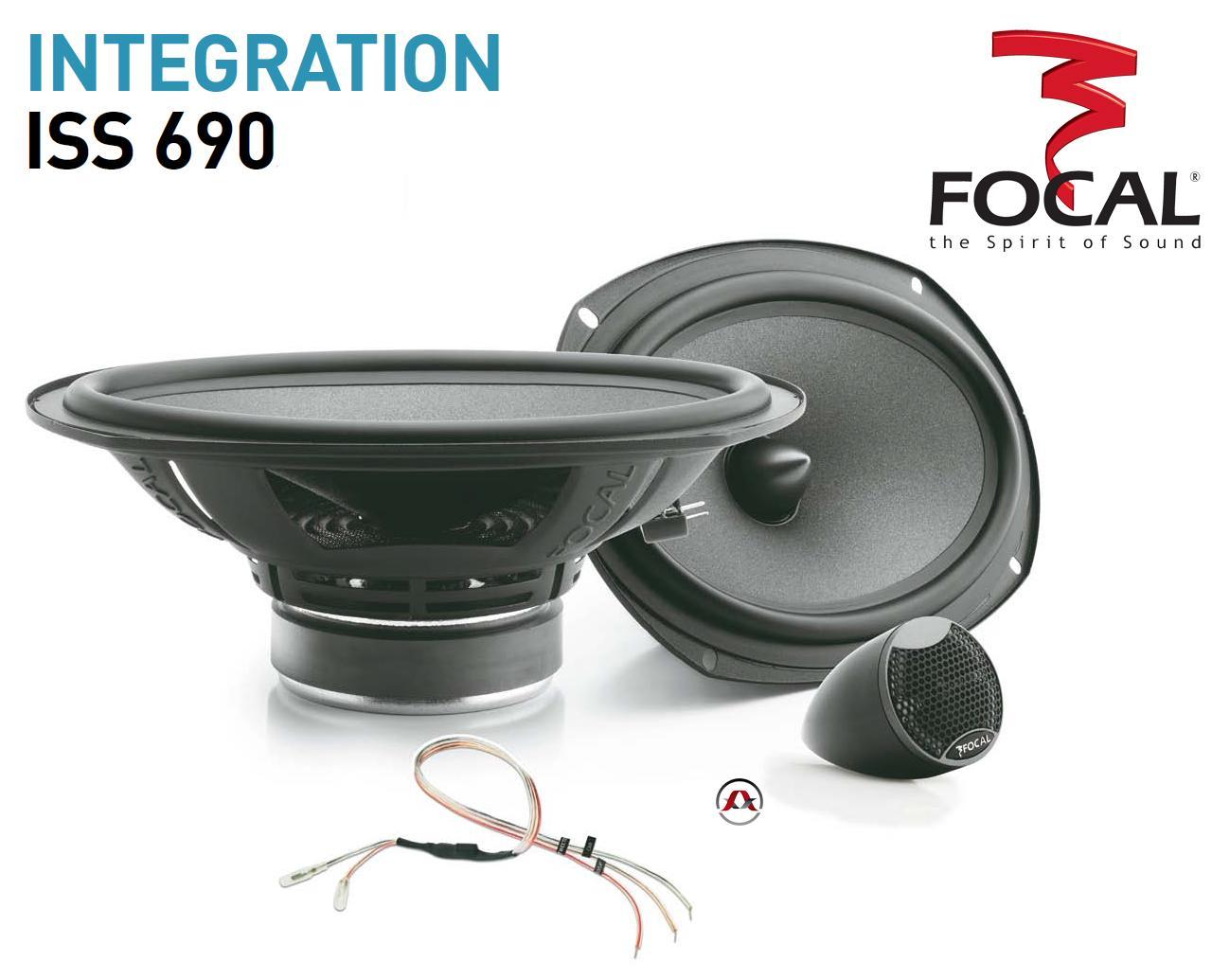 hp focal focal integration iss 690 196791. Black Bedroom Furniture Sets. Home Design Ideas