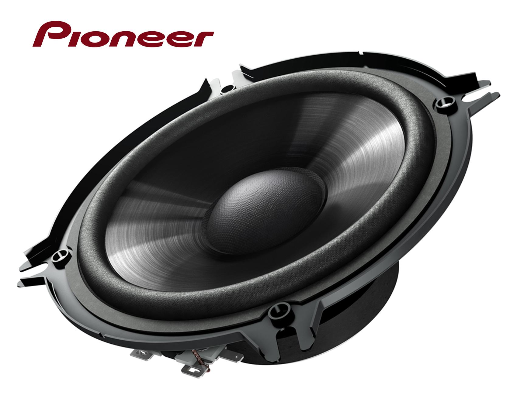 haut parleurs pioneer pioneer ts g133ci 13cm. Black Bedroom Furniture Sets. Home Design Ideas