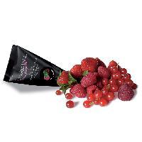 Huile de massage LRDP - Berlingot Huile corporelle Gourmande Fruits rouges - 10 ml