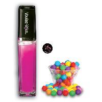 Huile de massage Voulez-vous - Gloss lumineux a effet chaud froid BubbleGum - 10 ml