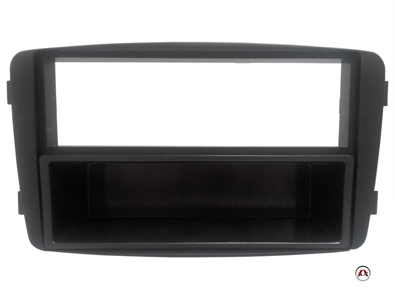 autoradio facade et supports mercedes adnautomid 1din classe c 00 04. Black Bedroom Furniture Sets. Home Design Ideas