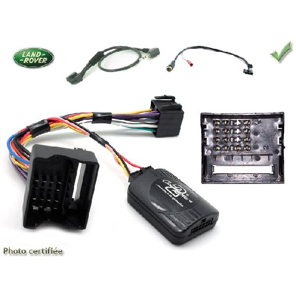 Interface Cde au Volant Land Rover 04-06 Fakra Pioneer/ Sony - ADNAuto - ADN-CAV [Voiture : Land Rover > Vogue]