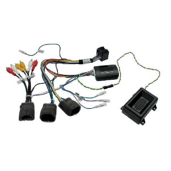 Interface Commande au volant Chevrolet Captiva/ Tahoe 07-14 Avec ampli Pioneer/ Sony - ADNAuto CAV [