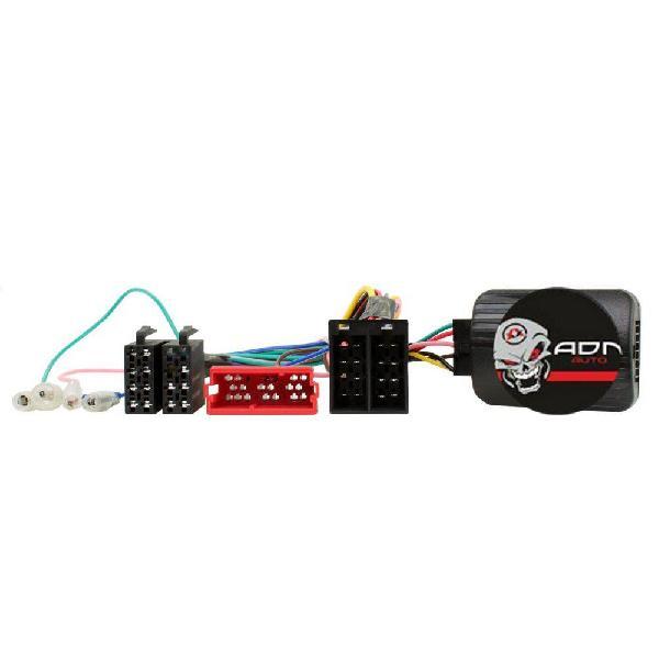 Interface Commande au volant PO001 Porsche 02-07 Mini-ISO Centrale seule [Voiture : Porsche > Cayenne 1 (02-10)]