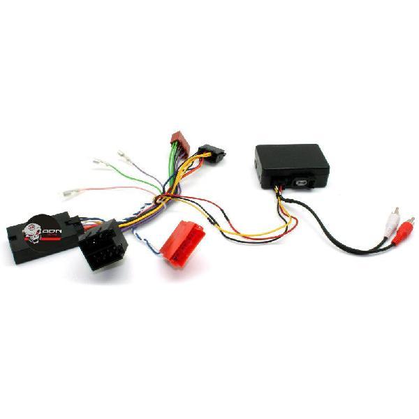 Interface Commande au volant PO003P Porsche 02-07 Ampli fibre Pioneer/ Sony [Voiture : Porsche > Cayenne 1 (02-10)]