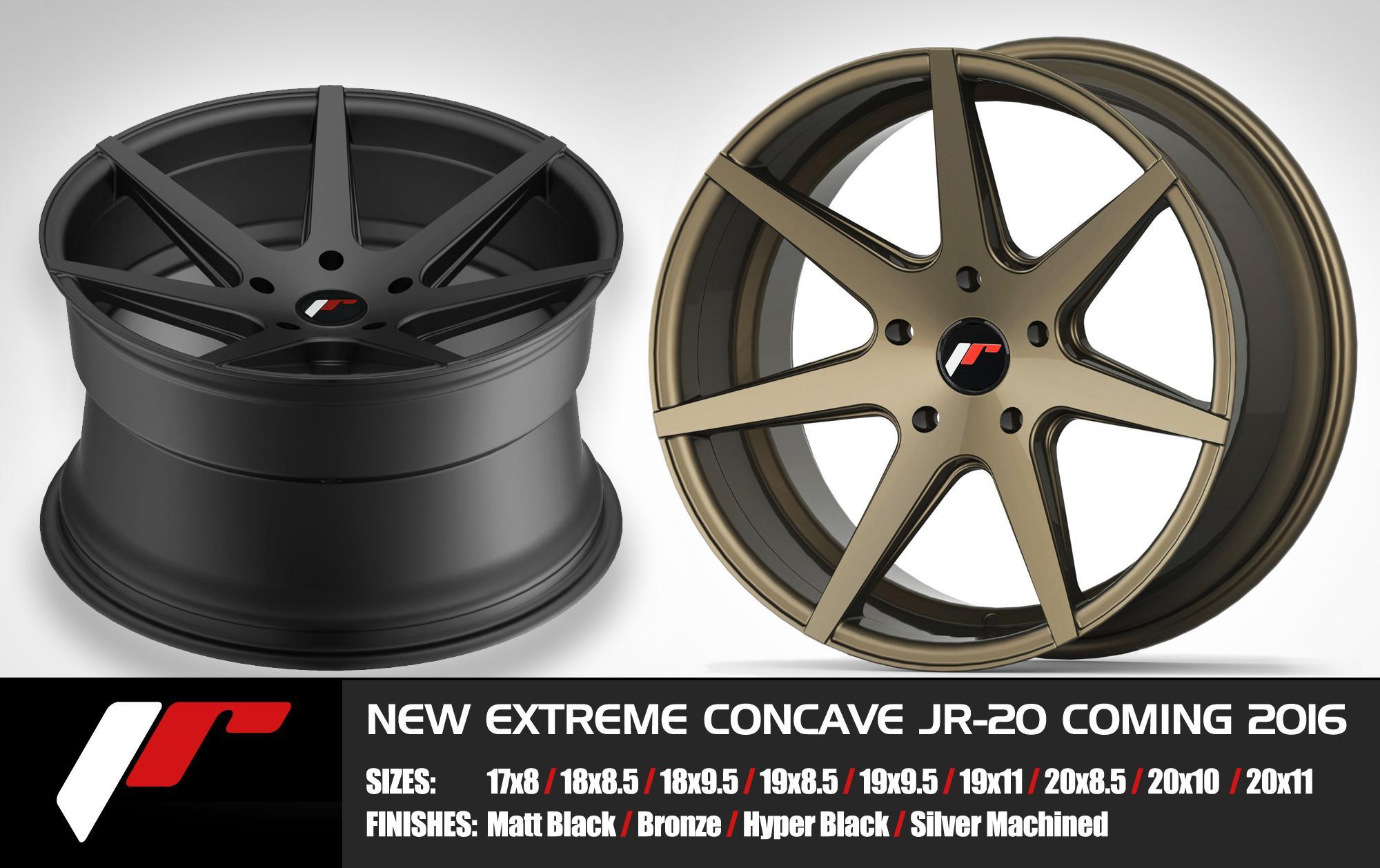 jantes 20 pouces japan racing jr20 20x10 et40 5x11 341738. Black Bedroom Furniture Sets. Home Design Ideas