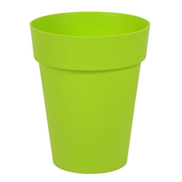 eda eda vase mi haut toscane 44cm contenance 50l vert pistache 314458. Black Bedroom Furniture Sets. Home Design Ideas