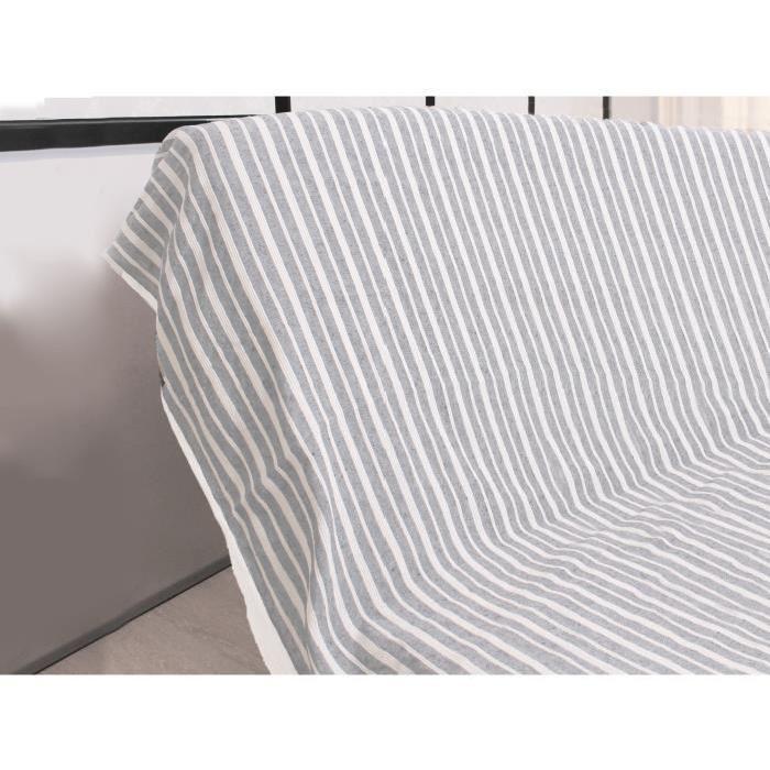couvre lit lili 230x250 cm 2 taies d 39 oreillers 60x60 cm beige 469323. Black Bedroom Furniture Sets. Home Design Ideas