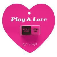 Jeux coquins Love To Love - Jeu de Des Play et Love