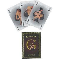 Jeux coquins LRDP - Jeu de carte Poker KamaSutra
