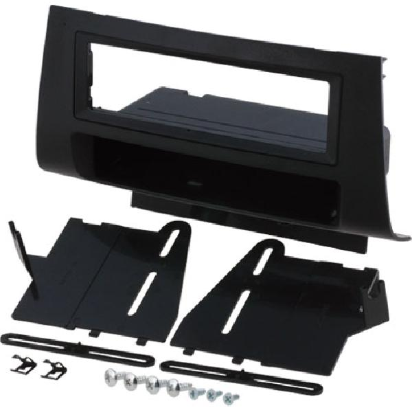 Kit 1Din Mazda 3 BK 04-08 avec vide-poche - ADNAuto
