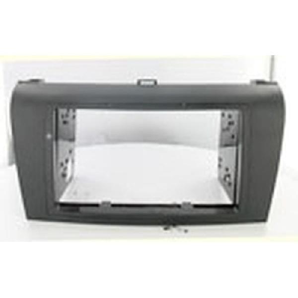Kit Integration 2DIN MAZDA 3 04-09 - avec clim manuel [Voiture : Mazda > Mazda 3 > Mazda 3 1 (03-08)