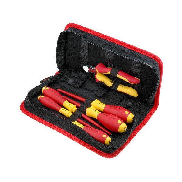 Kit pinces et tournevis - 6 pieces - ADNAuto