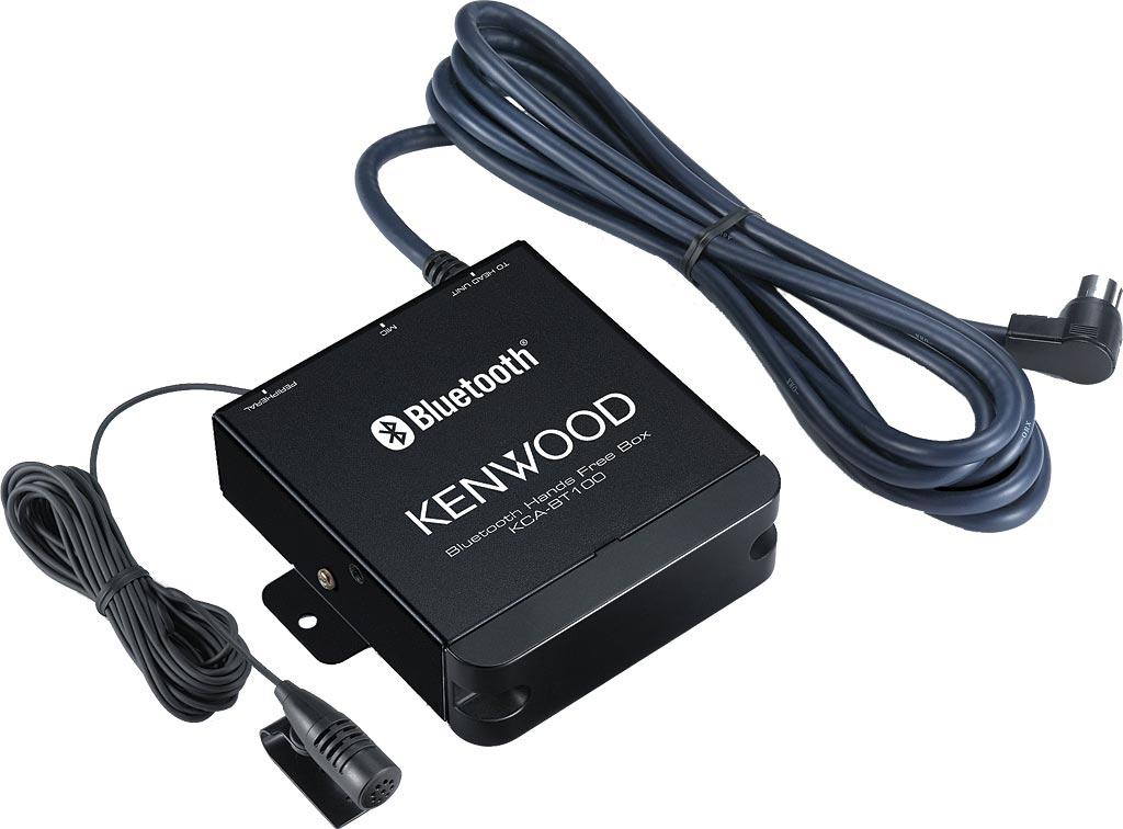 kenwood kca bt200 interface kit main libre bluetooth 60089. Black Bedroom Furniture Sets. Home Design Ideas