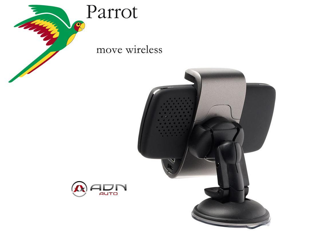 kits main libre auto parrot minikit smart 116158. Black Bedroom Furniture Sets. Home Design Ideas