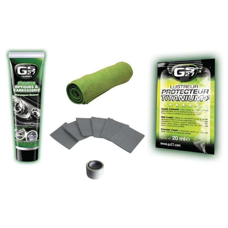 gs27 kit traitement des optiques gs27 technics 306910. Black Bedroom Furniture Sets. Home Design Ideas