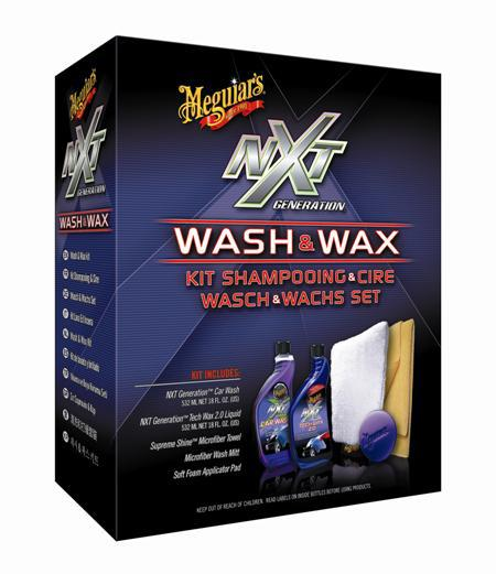 lavage meguiars pack nxt shampoing 64447. Black Bedroom Furniture Sets. Home Design Ideas
