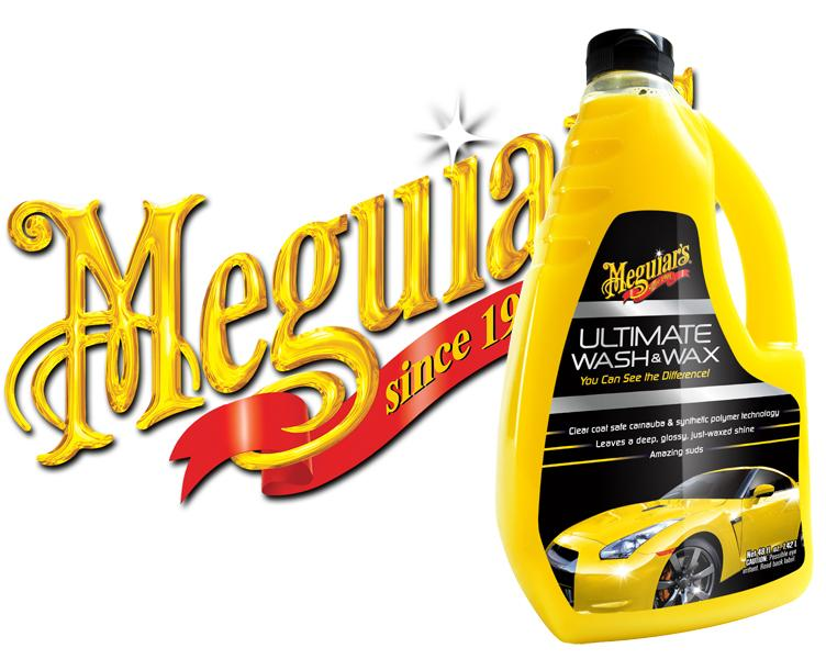 lavage meguiars ultimate wash n wax. Black Bedroom Furniture Sets. Home Design Ideas