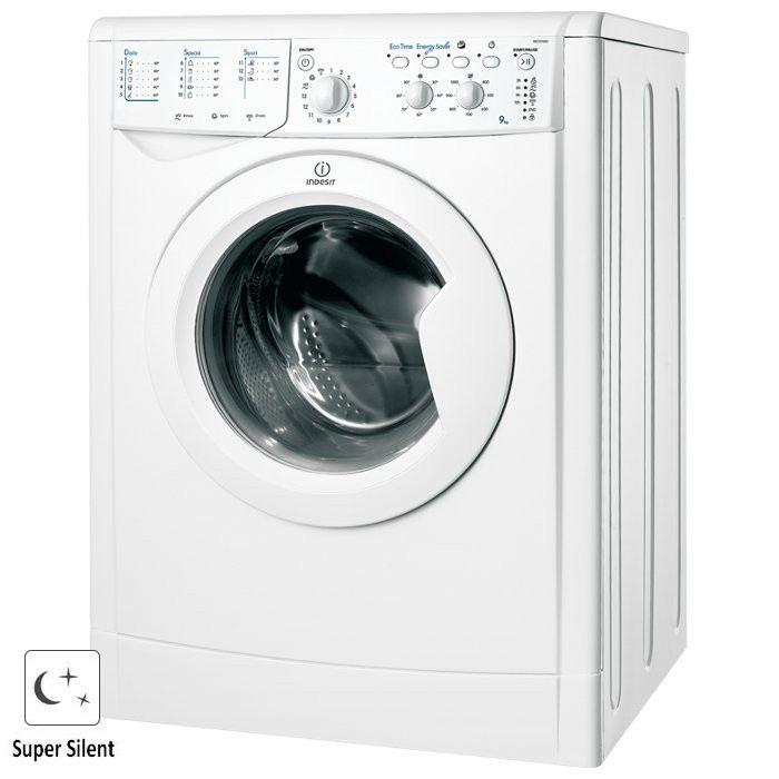 indesit indesit iwc 91082 eco lave linge frontal 271981