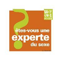 Librairie érotique LRDP - Etes vous une experte du sexe ?